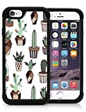 iPhone 5 5S Case Cover OxyHybrid Cactus