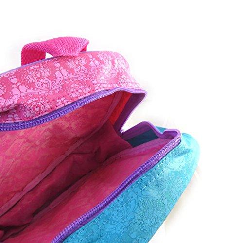 Mochila de diseño 'Palace Pets'púrpura (25 cm).