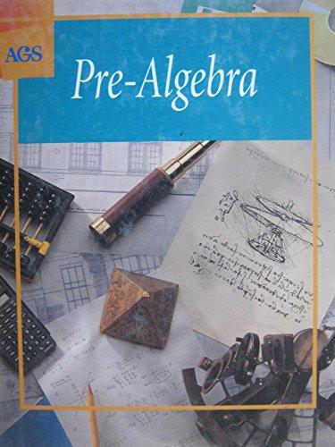 PRE-ALGEBRA HARDCOVER