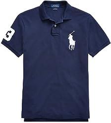 c13cc5b0d129a Ralph Lauren Polo Poloshirt Big Pony CSF Weiss