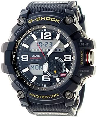 カシオ Gショック G-SHOCK クオーツ メンズ 腕時計 GG-1000-1A ブラック×ブラック [並行輸入品]