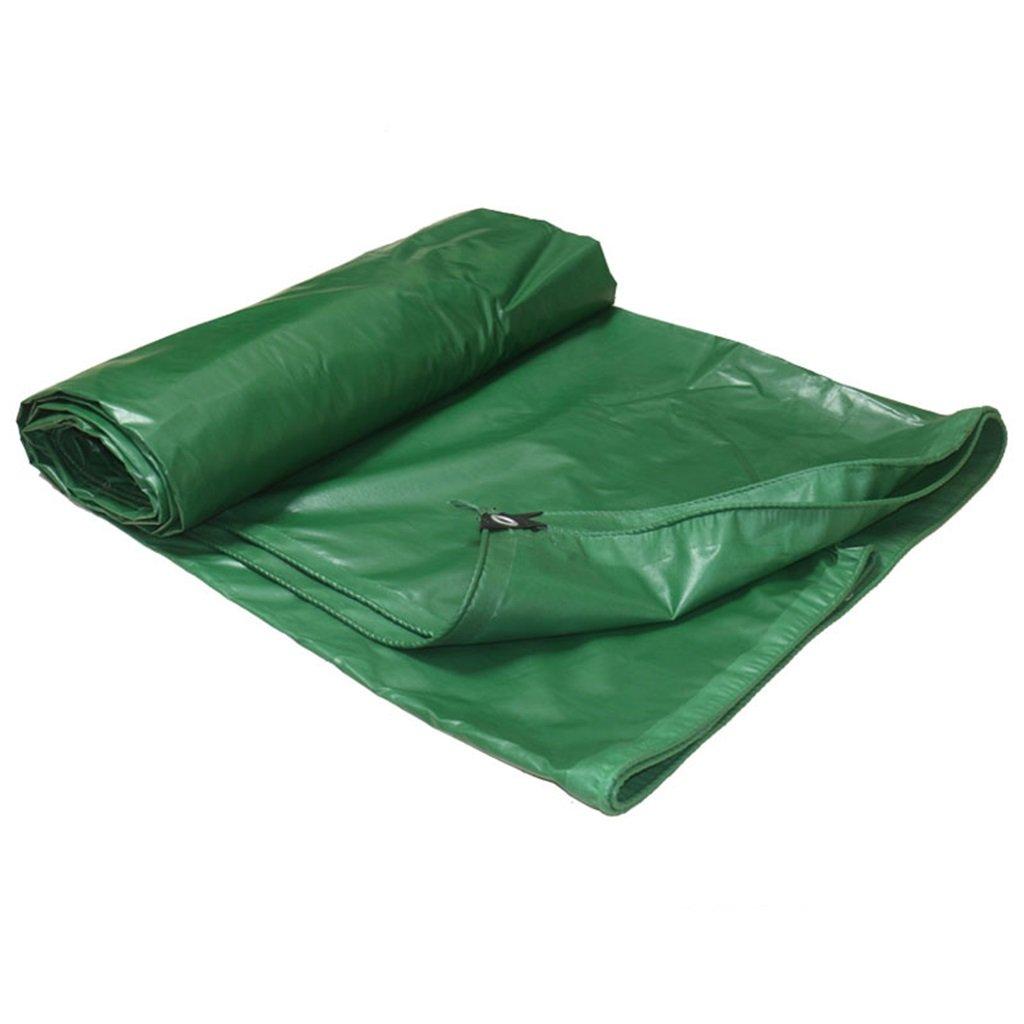 A 1.52 LQQGXL Toile de bÂche de bÂche de Toile imperméable à l'eau Verte de bÂche de Toile Verte de bÂche de Prougeection en Bois BÂche imperméable à l'eau