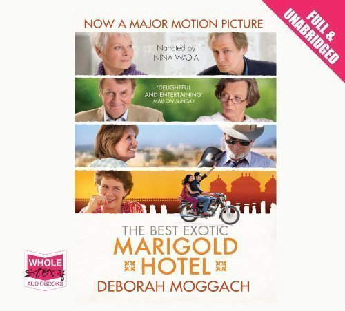 The Best Exotic Marigold Hotel (Unabridged Audiobook) for sale  Delivered anywhere in USA