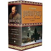 Box - Fiódor Dostoiévski: Memórias da casa dos mortos e O idiota