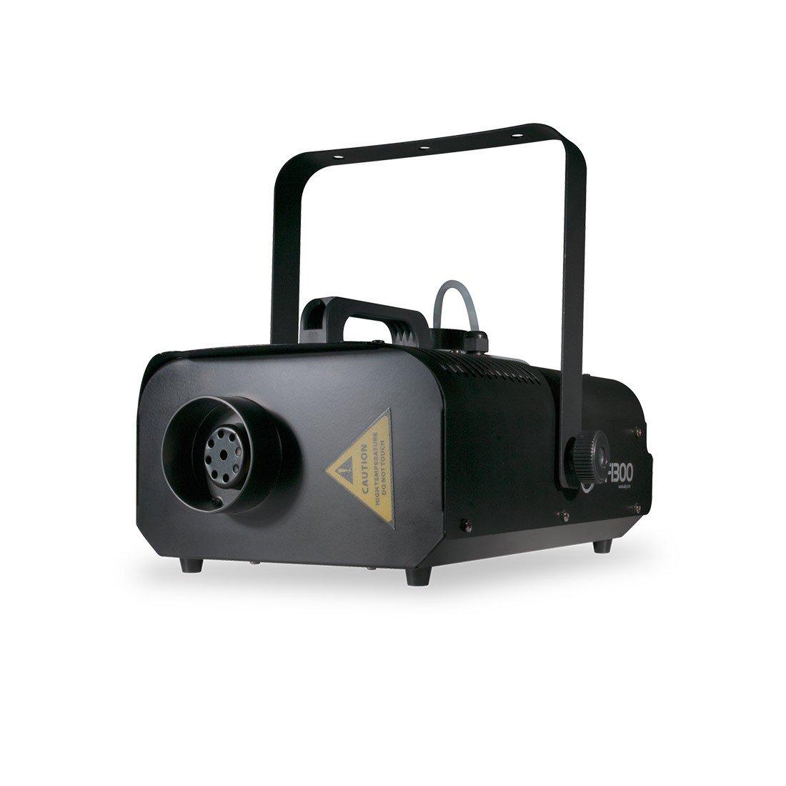 American DJ 1300 Watt 2.3 L Tank Mobile Fog Machine w/ Remote Controls   VF1300