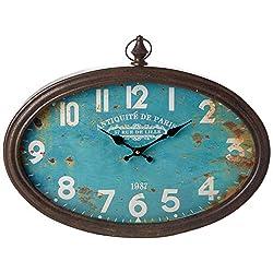 TIC Collection 14-307 Antique Paris Clock