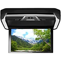 ALPINE plasma cluster technology equipped 12.8-inch LED WXGA Rear vision With HDMI input PXH12X-R-B