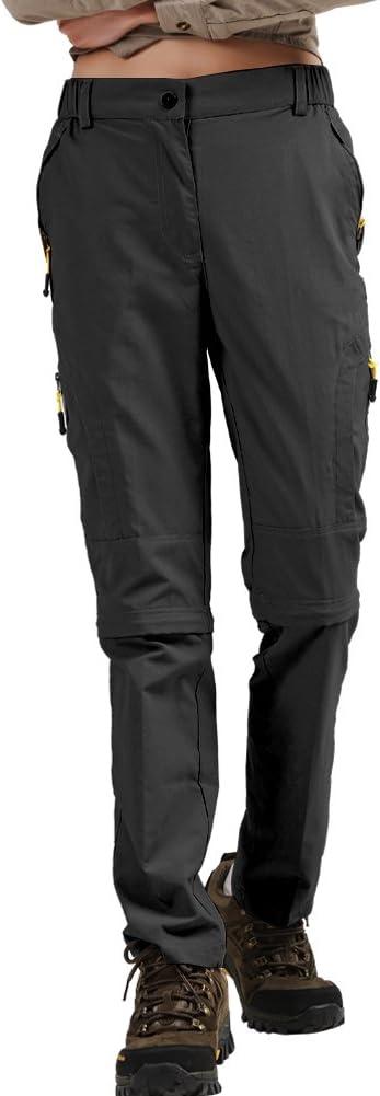 Pantalones Deportivos Jessie Kidden Convertibles Para Exteriores Secado Rapido Pantalones De Senderismo Para Mujer Safari Upf 40 Senderismo Viajes Ligeros Para Pesca Ropa Gdc Merca20 Com