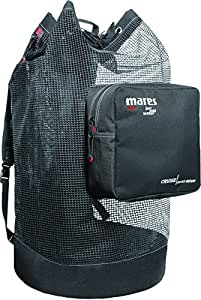 Mares Cruise Backpack Mesh Deluxe Bag, Black