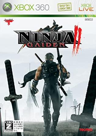 Amazon.com: Ninja Gaiden 2 [Japan Import]: Video Games