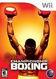 Showtime Championship Boxing - Nintendo Wii