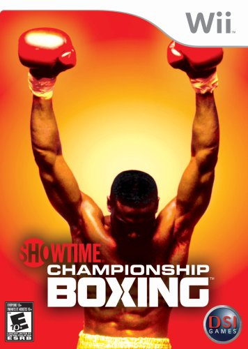 (Showtime Championship Boxing - Nintendo Wii)