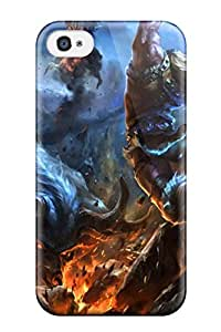 Hard Plastic Iphone 4/4s Case Back Cover,hot League Of Legends Case At Perfect Diy