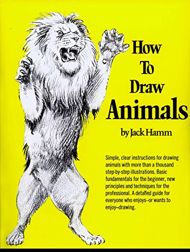 how to draw a animal - 5