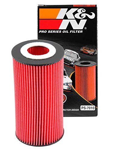 PS-7010 K&N OIL FILTER; AUTOMOTIVE - PRO-SERIES (Automotive Oil Filters):