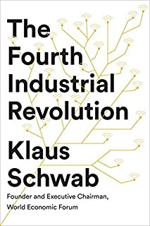 Book Cover: The Fourth Industrial Revolution