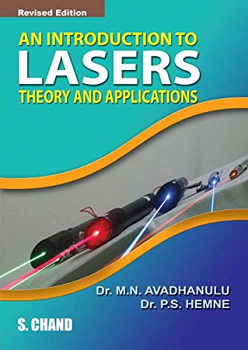 An Introduction to Lasers Theory and Applications (Introduction To Type Ebook)