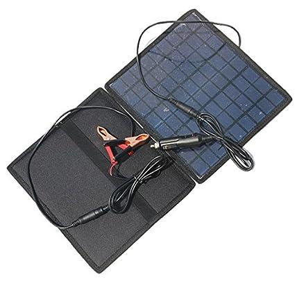 XZANTE 18V El Panel Solar del Cargador Solar 5.5W / El ...