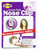 Stop Snore Free Anti Snoring Nose Clips Sleep Aid Guard Night Sleep On Tv