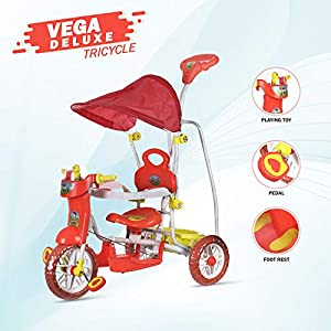 DASH Vega Musical Tricycle for...