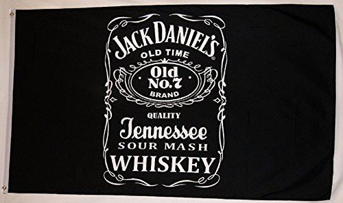 Jack Daniel's Old No.7 Sour Mash Whiskey Flag 3' X 5' Deluxe Banner