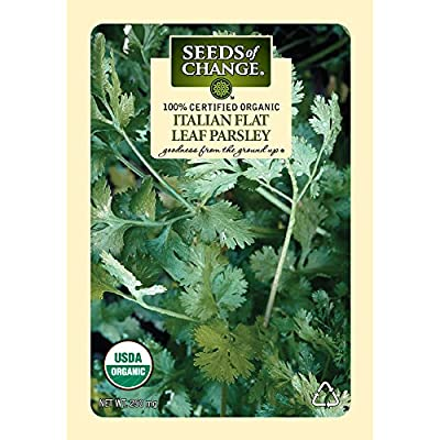 Seeds of Change Certified Organic Parsley