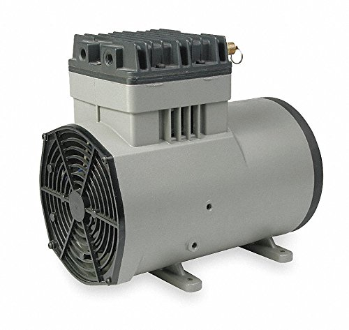 Piston Air Compressor, 3/4HP, 115V, 1Ph