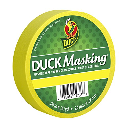 Duck Masking 240819 Yellow 94 Inch