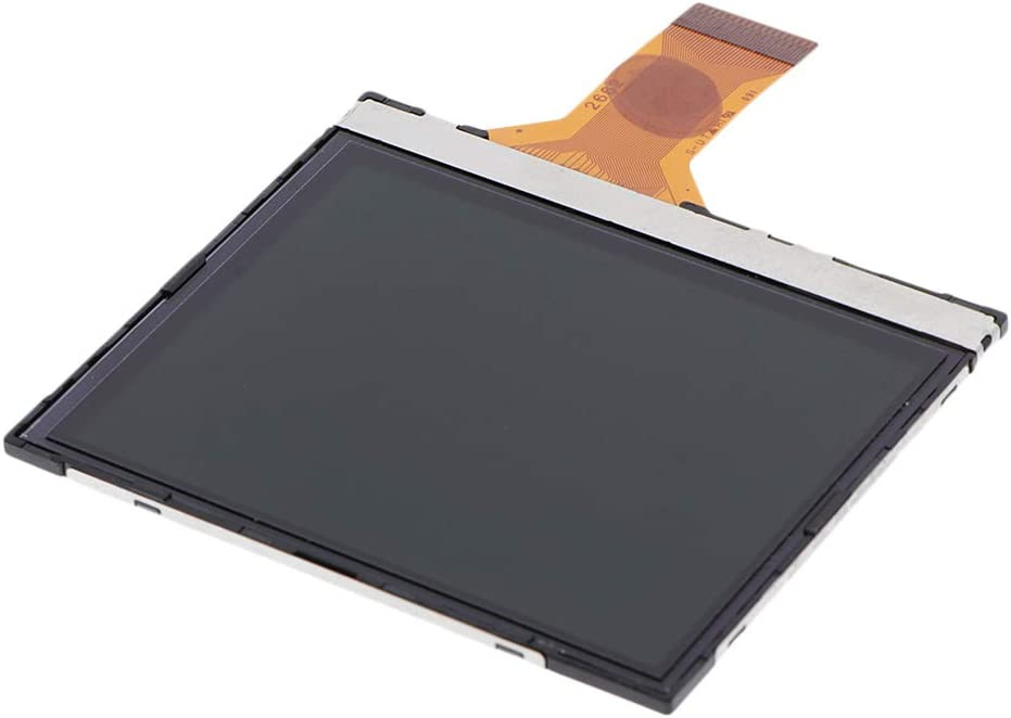 Gazechimp Replacement Touch Screen Digitizer /& LCD Display Compatible with Nikon L6 L12 Camera Accessories Kits