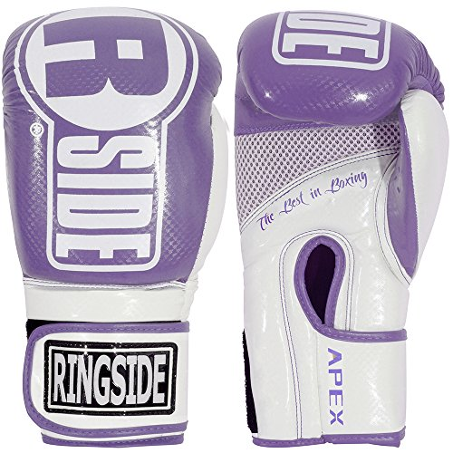 Ringside Apex Boxing Kickboxing Muay Thai Punching Bag Gloves ()