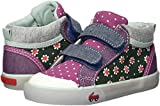 See Kai Run Girls' Kya Sneaker, Green