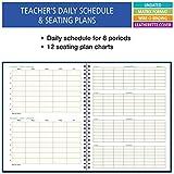 6 Period Teacher Lesson Plan; Days Vertically Down
