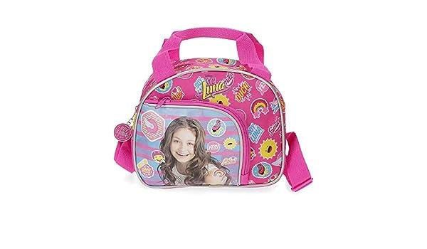 Amazon.com: Disney Beauty Case, 23 cm, 4.37 Liters, Pink ...