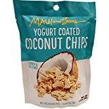 (Pack of 72) Maui and Sons Yogurt Coated Coconut Chips 1.4oz