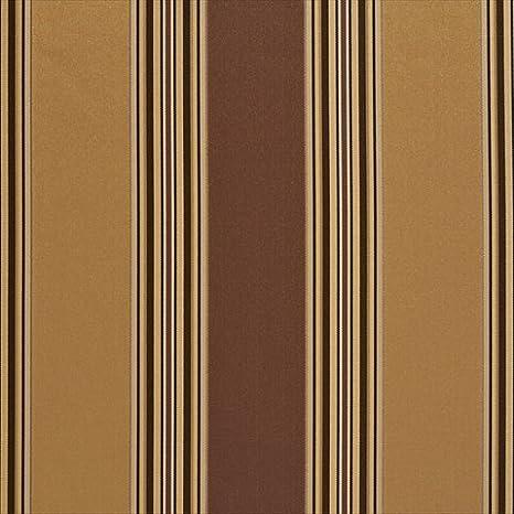 Amazon Com Designer Fabrics U0150c 54 In Wide Brown And Gold Shiny