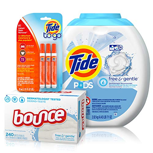 Tide & Bounce Bundle