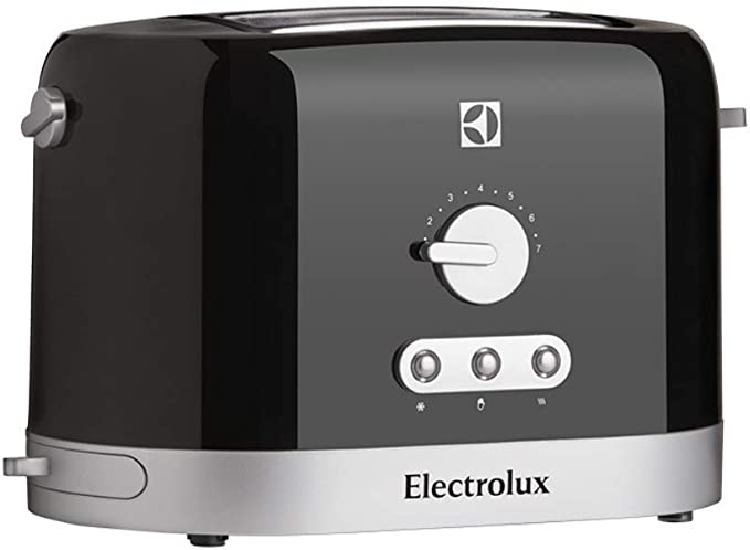 Torradeira Easyline, Preta, 110v, Electrolux por Eletrolux