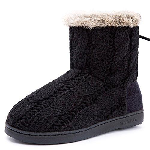 Buy womens slipper boots