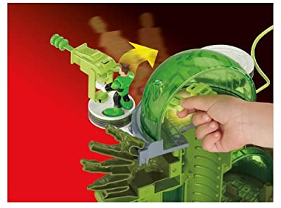 Fisher-Price Imaginext DC Super Friends Green Lantern Planet OA by Fisher Price