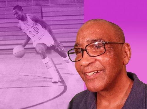 Harrier Jump Jet Video (The Basketball Legacy of Henry Logan)