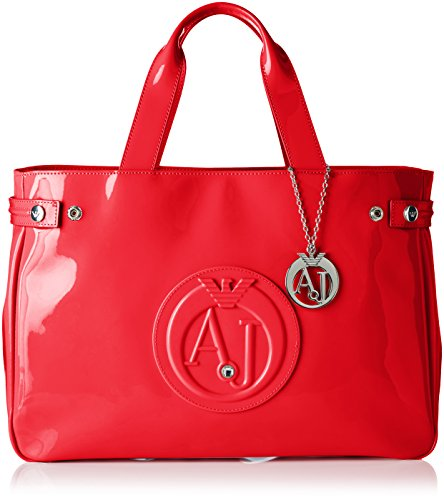 Armani Jeans922591CC855 - Shopper Mujer Pink (GERANIO 08873)