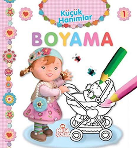 Kucuk Hanimlar Boyama 1 Nathalie Belineau Ahsen Utku