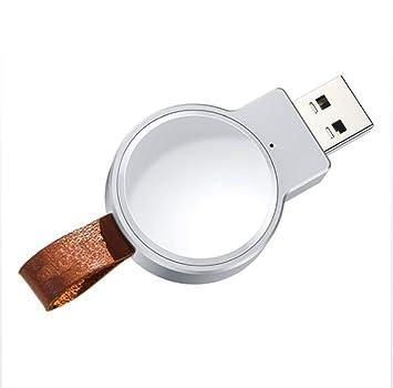QKa Cargador Inalámbrico para Apple Iwatch, Cargador ...
