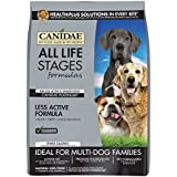 CANIDAE All Life Stages Platinum Less Active Dog Dry Food Multi-Protein Formula, 15 lbs