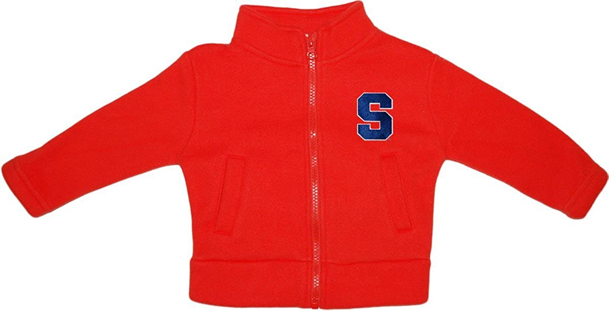 4T, Navy Penn State NCAA Infant Toddler Polar Fleece Zippered Jacket