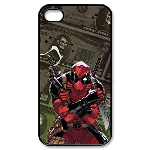 Hjqi - Personalized Dadpool Cover Case, Dadpool Custom Case for iPhone 4,4G,4S