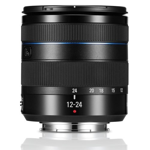 Click to buy Samsung NX 12-24mm f/4.0-5.6  Camera Lens  (Black) - From only $595.99