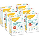 Sposie Booster Pads Diaper Doubler, 180 Count, 6 Packs of 30 Pads