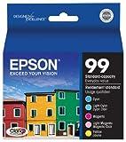 Epson Claria T099920 Hi-Definition 99 St...