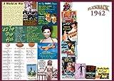 1942 Flickback DVD: 75th Birthday or 75th Anniversary